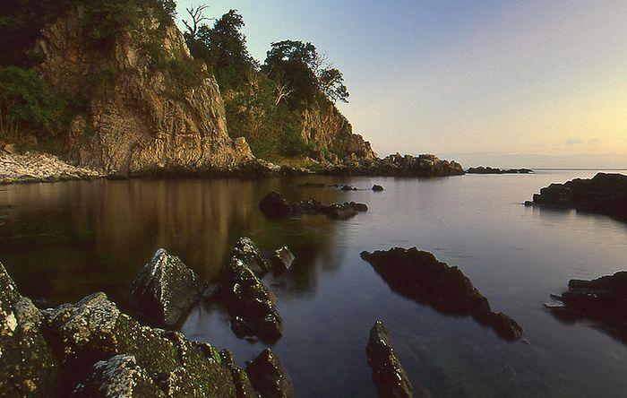 morze i kamienie
