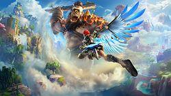 Immortals: Fenyx Rising pokazuje, że Breath of the Wild to jedna z najważniejszych gier... 2020 roku