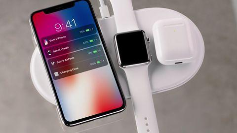 """Apple AirPower – funkcje """"mitycznej"""" ładowarki w nowym patencie"""