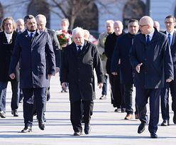 10. rocznica katastrofy smoleńskiej. Rzecznik rządu tłumaczy postawę polityków