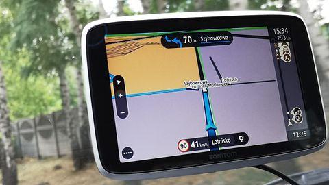 TomTom GO Premium – krótki test topowej nawigacji GPS z 6-calowym ekranem