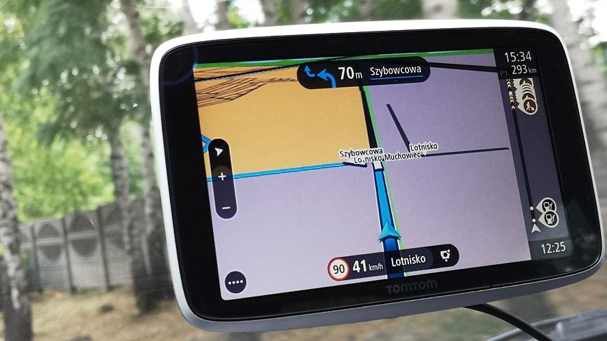 TomTom GO Premium – szybki test nawigacji