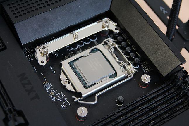 Wstępne przygotowanie montażu pod LGA1200 (115X).