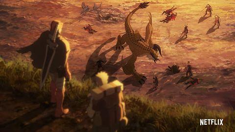 Dota: Dragon's Blood - Netflix zapowiada serial anime oparty na serii gier