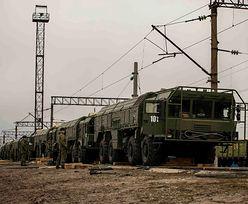 """Rosja zwiększa siły na granicy. Nowe terminy """"ćwiczeń"""""""