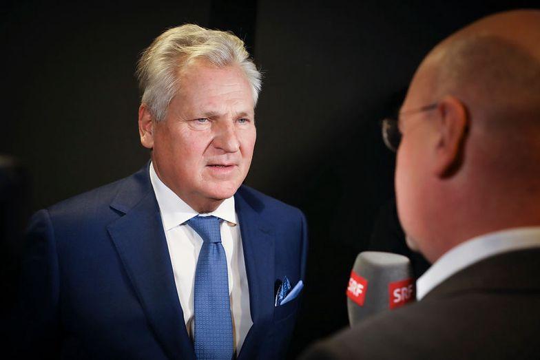Wybory 2020. Aleksander Kwaśniewski mówi o możliwych protestach