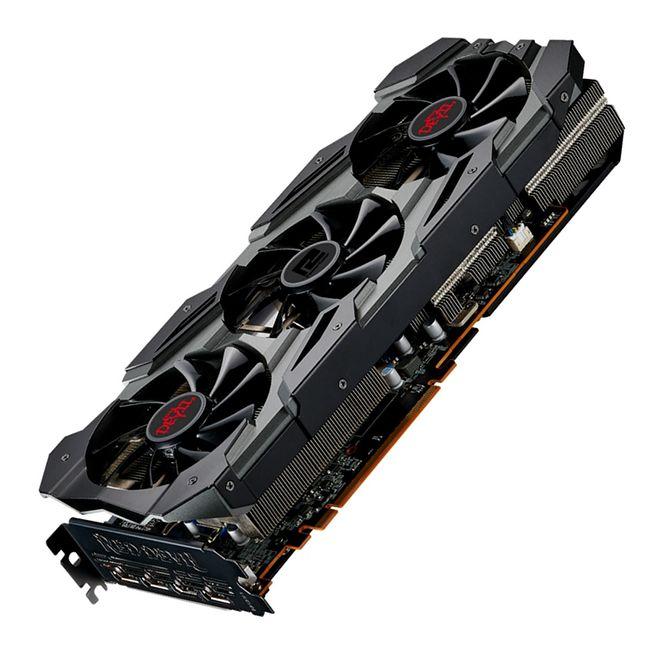 Red Devil Power Color AMD RX 5700 – awaryjność 13,18 proc.