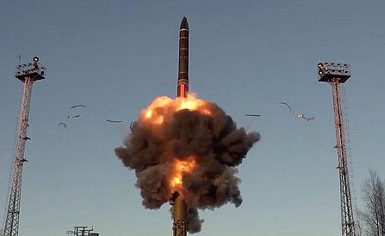 Rosja szykuje się do wojny? Niepokojące ćwiczenia nuklearne