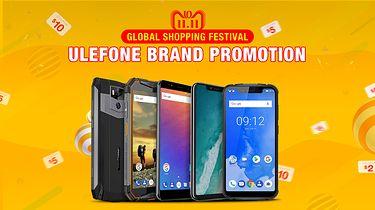 Wielka wyprzedaż smartfonów Ulefone na Aliexpress