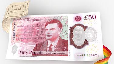 Alan Turing doceniony. Brytyjczycy pokazali banknot z genialnym matematykiem