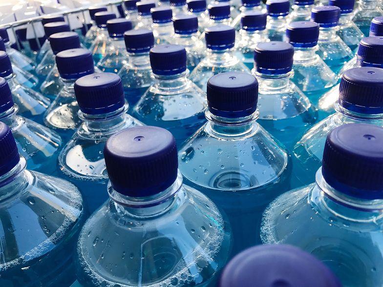 Bisfenol A znajduje się m.in. w plastikowych butelkach.