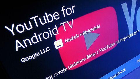 Aktualizacja YouTube'a na Androidzie TV: filmy bez przycięć i personalizacja kanałów