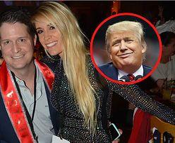 Zbierał pieniądze na mur Trumpa. Ponad 1 mln wydał na samochód