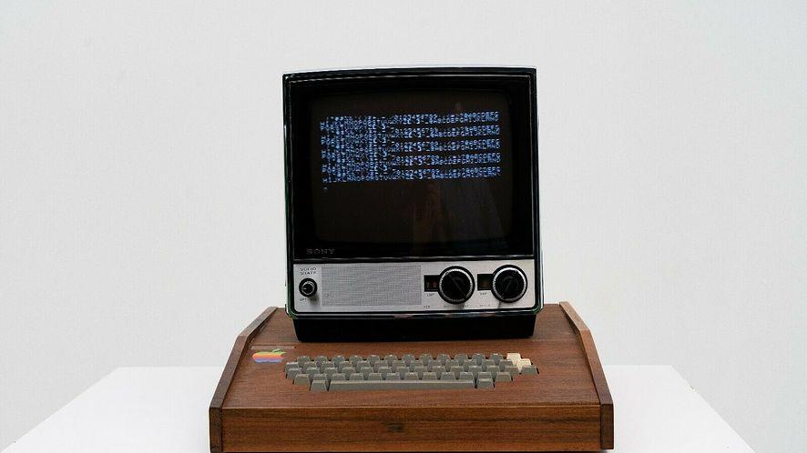 Gratka dla kolekcjonerów. Apple 1 wystawiony na sprzedaż, i to nie byle jaki