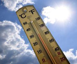 Żar z nieba. IMGW ostrzega przed kolejnym dniem opałów. Padnie rekord temperatury?