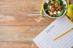 Skuteczna dieta na odchudzanie - składniki odżywcze