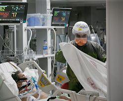 Tragedia w szpitalu covidowym w Turcji. Są ofiary śmiertelne
