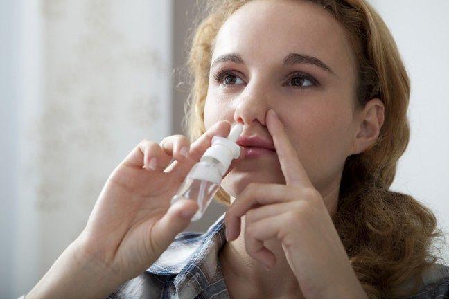 Środki obkurczające błonę śluzową