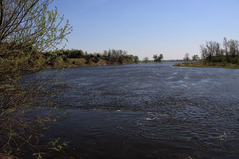 Wysoki poziom wody w Bugu. 4 cm od stanu alarmowego!
