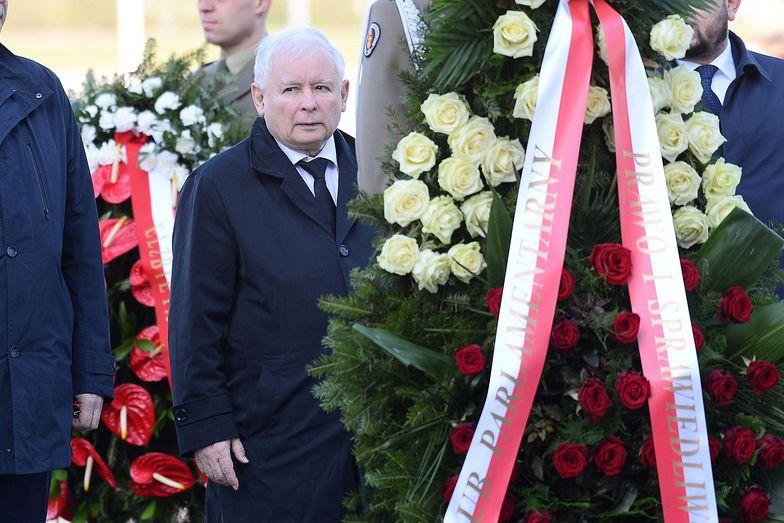 """Kaczyński chodził z nią na """"randki"""". Przerwała milczenie. Wiele ich łączyło"""