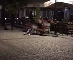 Miłosne igraszki w centrum Kościerzyny. Mężczyzna ukarany