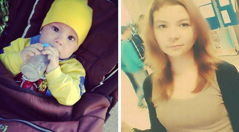 17-letnia matka okrutnie doprowadziła do śmierci swojego 9-miesięcznego synka