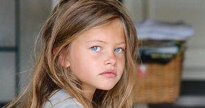 """""""Najpiękniejsza dziewczynka świata"""" ma już 20 lat. Wiemy, jak dziś wygląda"""