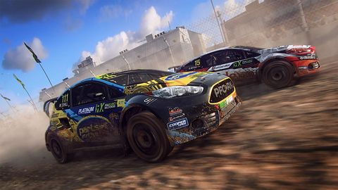 DiRT Rally 2.0 dostanie wsparcie dla Oculus Rift