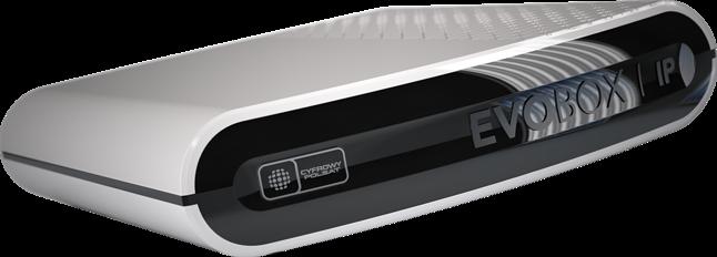EVOBOX IP – nowy dekoder Cyfrowego Polsatu dla usługi IPTV.
