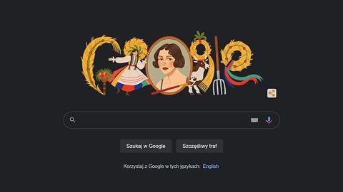 Wyszukiwarka Google: ciemny motyw dostępny dla kolejnych użytkowników