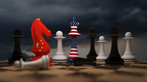 Prokurator generalny USA: Apple i Google pionkami w rękach Chin