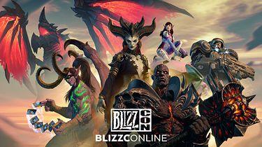 BlizzCon 2021 odwołany - BlizzConline 2020