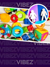 Neutralne płciowo alejki z zabawkami - Kalifornia kończy ze stereotypami