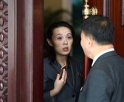 Akcja przeciw reżimowi. Siostra Kim Dzong Una jest wściekła