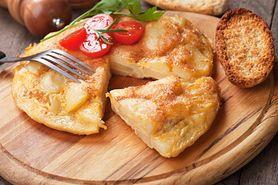 Omlet z cebulką