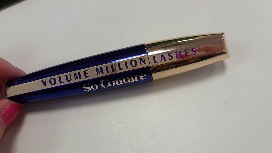 Loreal Mascara Volume Million Lash Couture