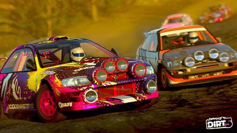 Dirt 5. Lista wszystkich samochodów w grze