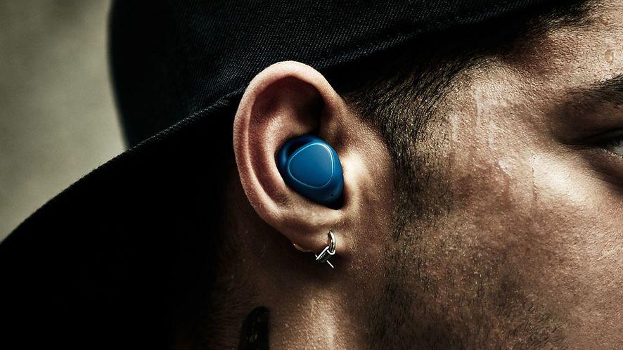 Samsung Gear IconX. (źródło: Samsung)