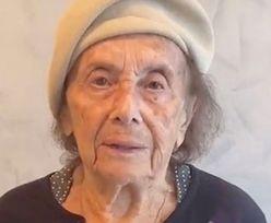 Przeżyła Auschwitz. Po latach spotkał ją hejt w sieci
