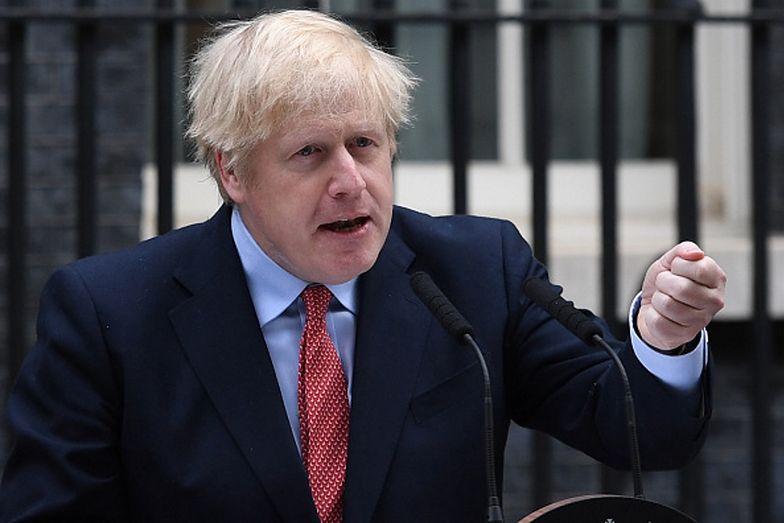 Boris Johnson opowiedział o swoim pobycie w szpitalu