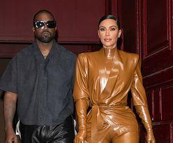 Kanye West i Kim Kardashian mieli się rozwieść w zgodzie. Teraz rozpętało się piekło