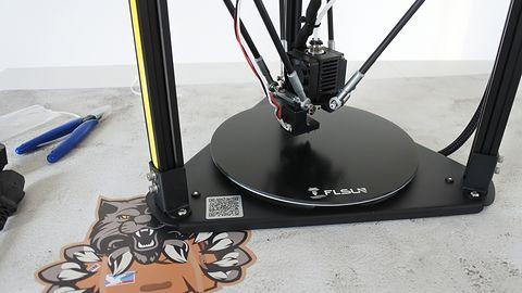 FLSUN Q5 — nie śpię, bo drukuję w 3D