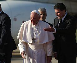 Irak. Papież Franciszek odniósł ogromny sukces