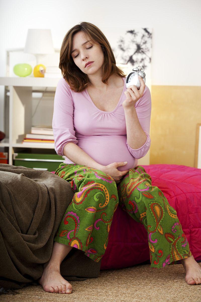 Sen w I trymestrze ciąży