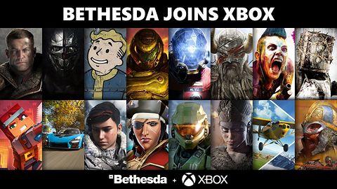 Oficjalnie: Microsoft i Bethesda razem! Będą tytuły na wyłączność