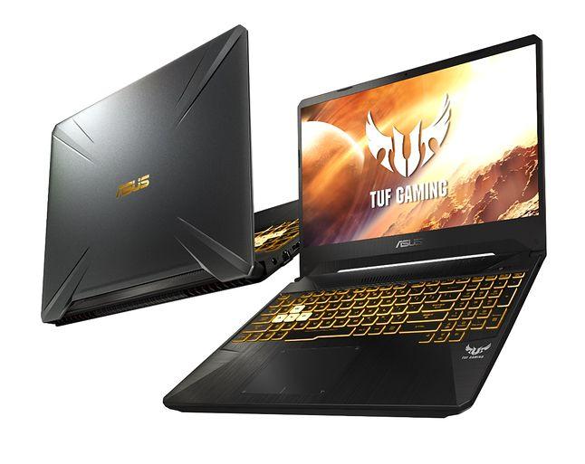ASUS TUF Gaming FX505 – laptop do gier i dla wymagającego studenta
