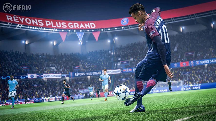 FIFA 19 oficjalnie z licencją na Ligę Mistrzów. Konami może zwijać manatki?