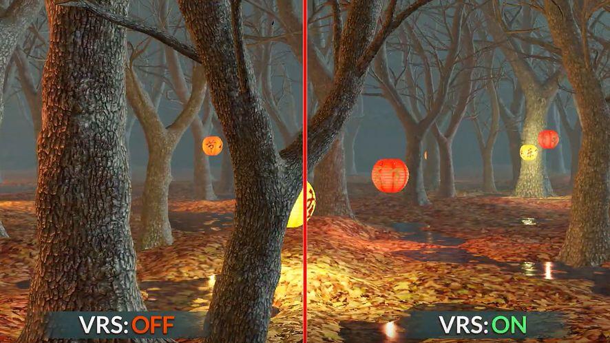 3DMark VRS feature test. Nowa funkcja popularnego benchmarku karty graficznej