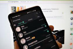 WhatsApp w smartfonie: 5 funkcji, które musisz znać