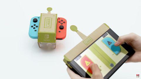 Złóż dziecku kartona! No to czym jest Nintendo Labo?